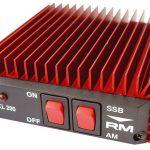 R.M. MOD.160 AMPLIFIER (KL200) MAX 100W