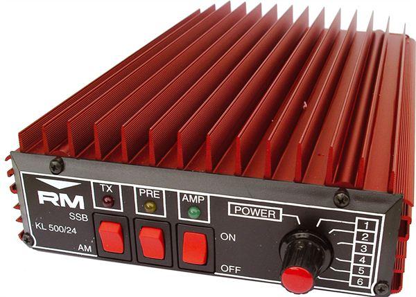 R.M. MOD.500_24 AMPLIFIER 40-300W-24V (KL500_24)