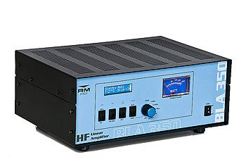 R.M. MOD.BLA350 BASE AMPLIFIER 1.5-30mhz, ALL MODE, ALL BAND